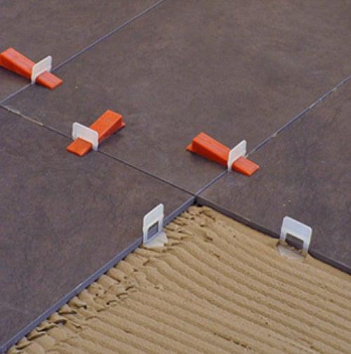 blog : raimondi rls tile leveling spacers system : flooring supply