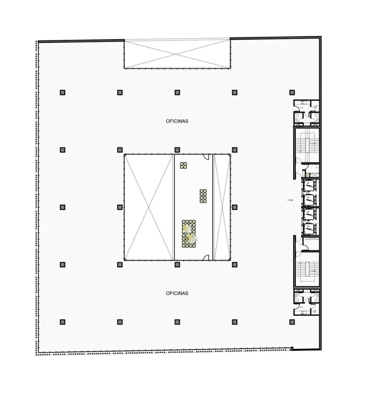 Undurraga Deves Arquitectos And The Santa Ana Offices In