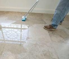 tile seal clean maintain