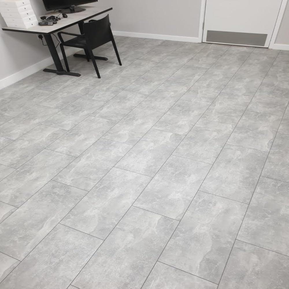 krono 8mm light atelier tile laminate flooring