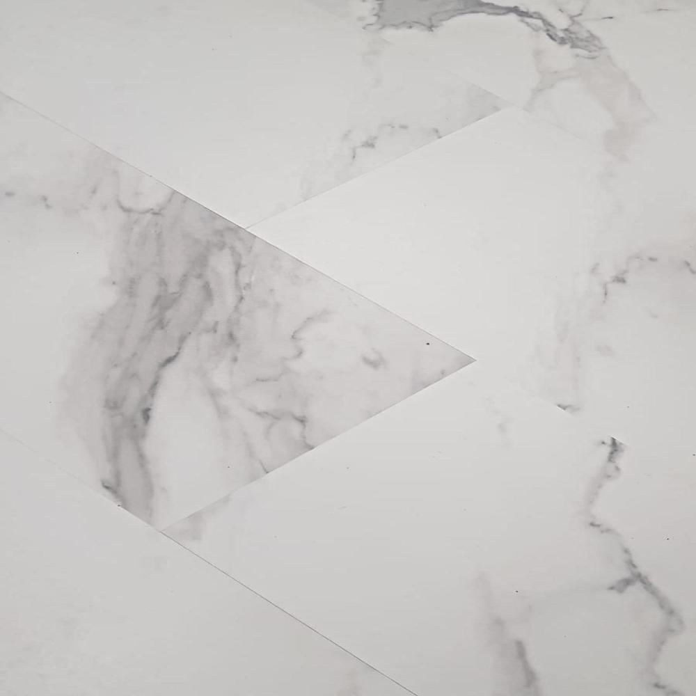quartz marble tile v groove 5mm spc luxury vinyl flooring tiles lvt click flooring
