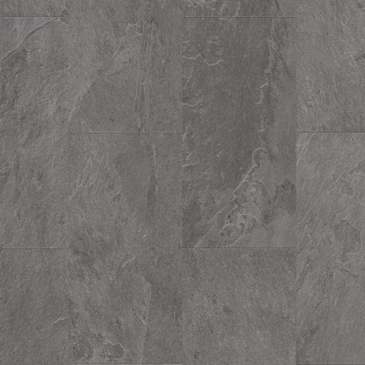 quick step grey slate livyn ambient click luxury vinyl flooring tiles lvt amcl40034