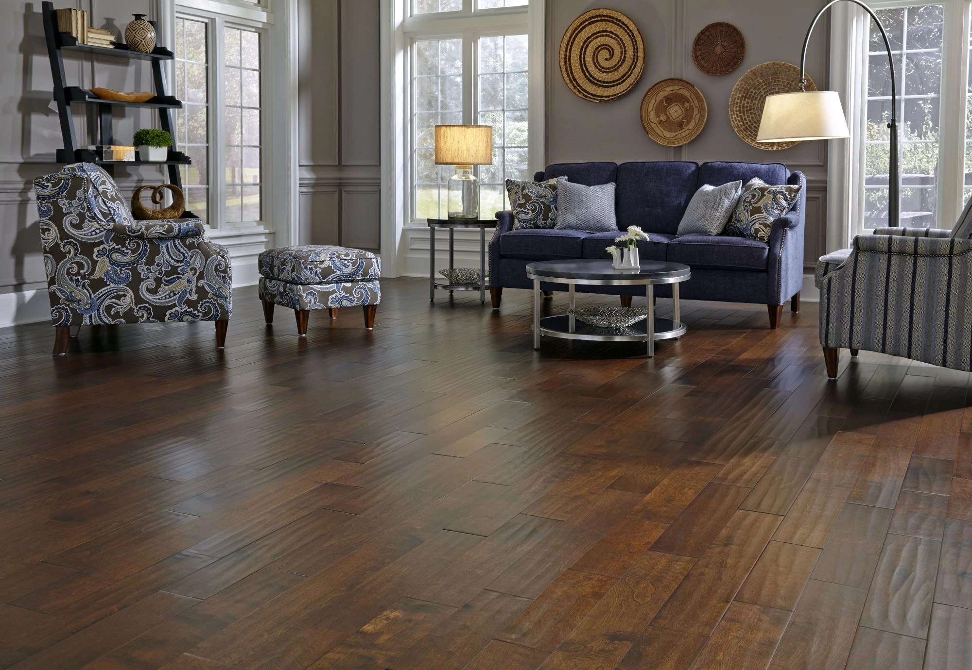 Melmart Savannah Mountainside Birch Vintage Floors