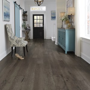 Mannington Latitude Foundry Hickory Fumed Gray (Room) @ Floors Direct North