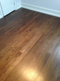 Hardwood installed by Floors Direct North