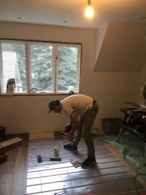 Installing hardwood floors - Floors Direct North
