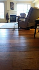 Hardwood floors installed by Floors Direct North