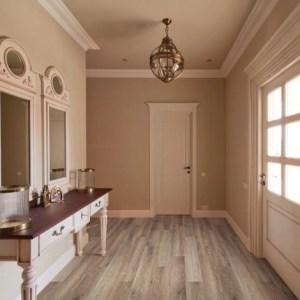 COREtec Galaxy Luxury Vinyl - Elliptical Oak (room) @ Floors Direct North