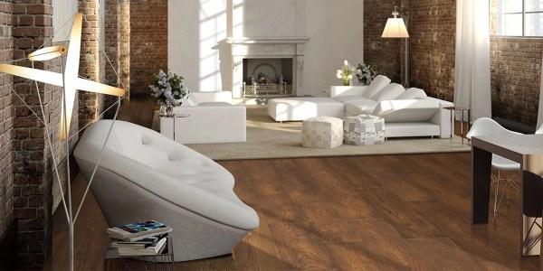 Twelve Oaks Venetian Flair Engineered Hardwood White Oak Boardeaux (room) @ Floors Direct North