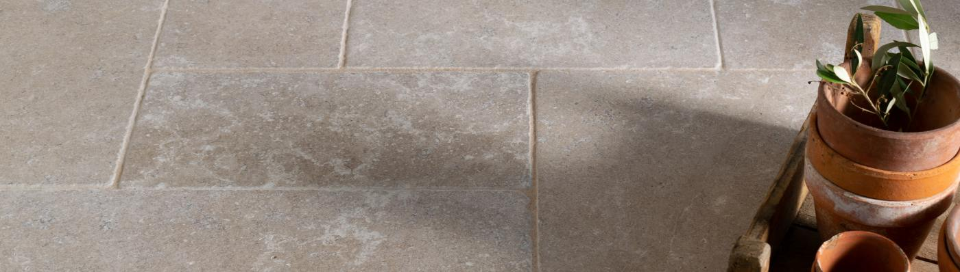 limestone tiles floors of stone