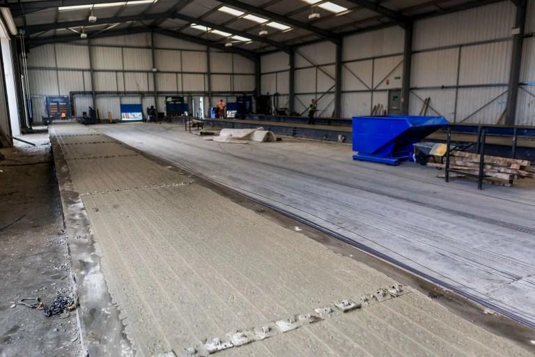 Floorspan Contracts Concrete Beam Production