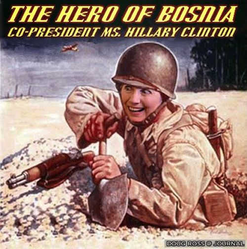 hero of bosnia