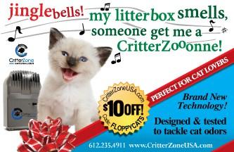 CritterZone FloppyCatsAd_Holiday jpg