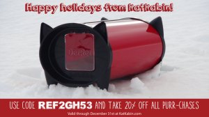 Kat Kabin Holiday Discount