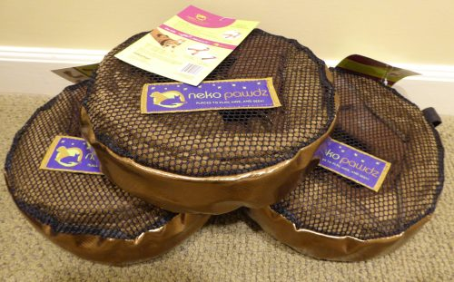 Cat Play Tunnel System - UJI Neko Pawdz Cat Tunnel System Product Review Carrying Bags