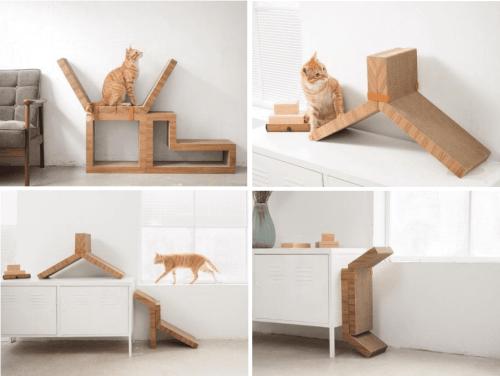 KATRIS Shred-Resistant Cat Scratchers KATRIS Lynks