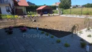 Przygotowanie terenu pod siew trawy