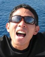 Eugene Ng PADI IDC Staff Instructor