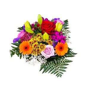 Boeket Sunny bestel je online bij Flora Creaverdi