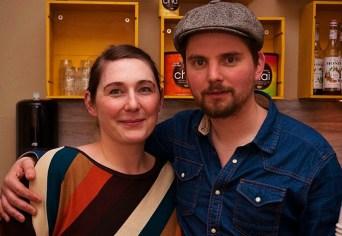 Kiezgesichter Melanie und Roland Sawitzky (2014)