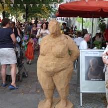 Liebe Kinder: Die Dicke ist Kunst!