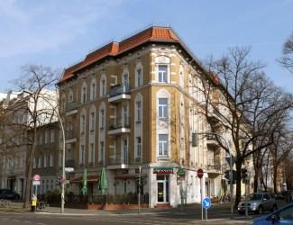 Wollankstraße Ecke Florastraße
