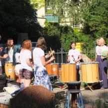 Musik im Pocketpark