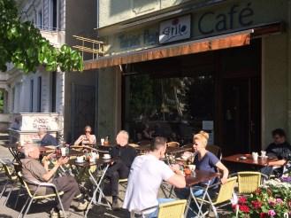 Das Eßtilo ist auch ein Café.