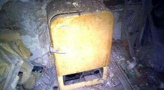 Der Kühlschrank...