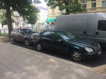 ...anders zu parken,...