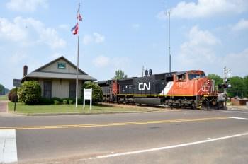 train-depot