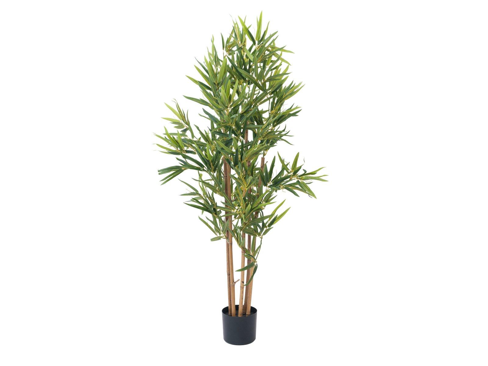 petit bambou artificiel tiges naturelles 120cm