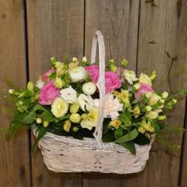 Gėlių kompozicija Svaja