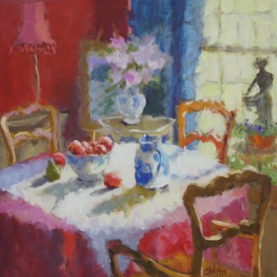 Basics of Oil Painting with Connie Winters (727CW)
