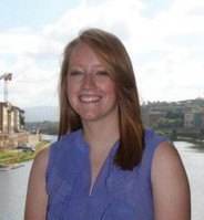 Ellen Miller, Student in Florence and writer