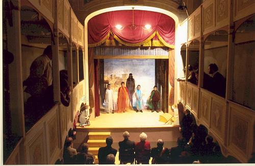 Teatrino di Vetriano - auditorium