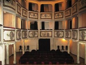 Concordia Theatre - auditorium