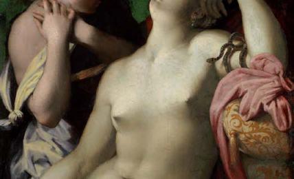 Rosso Fiorentino - Morte di Cleopatra (1525-1527)