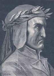 Gustave Dore - Portrait of Dante Alighieri