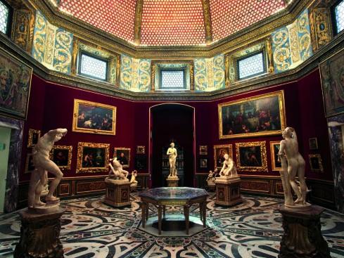 Tribuna, Uffizi Gallery