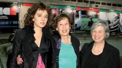 Valeria Golino, Grazia Santini, Viviana Del Bianco