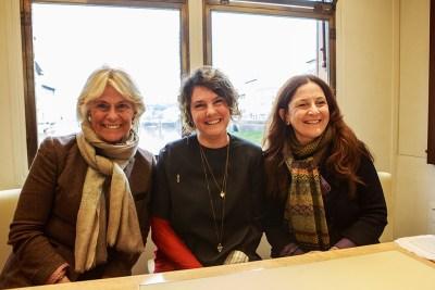 Donatella Carmi Bartolozzi, Elisa Tozzi Piccini, Cristina Giachi