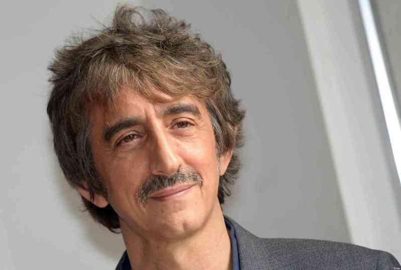 Italian actor and director Sergio Rubini poses for photographs during the photocall for his movie ''Mi rifaccio vivo (I refer alive )'', in Rome, Italy, 02 May 2013. The movie will be released in Italian cinemas on 09 May. ANSA/CLAUDIO ONORATI