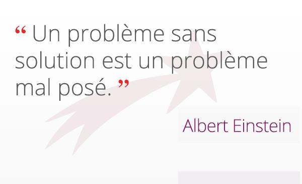 Un Problme Sans Solution Est Un Problme Mal Pos