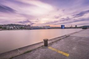 Rouen Sunrise_