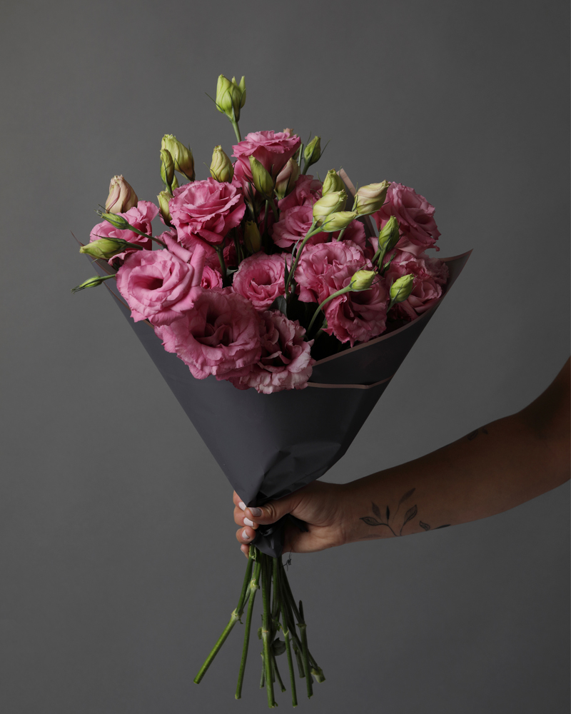lisianthus-rosado