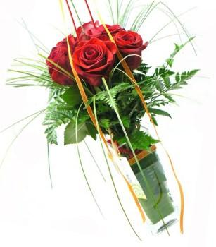 Ramo de Rosas Rojas Sant Jordi