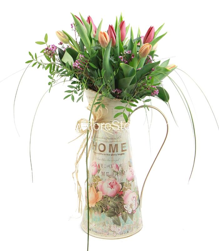 Ramo de Tulipanes para Dia de la Madre