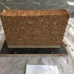 brique terre allégée