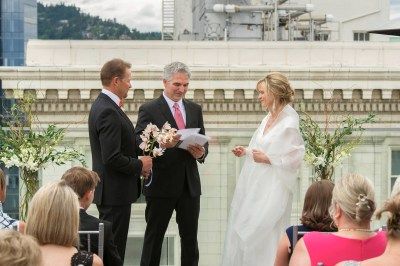 The vows!